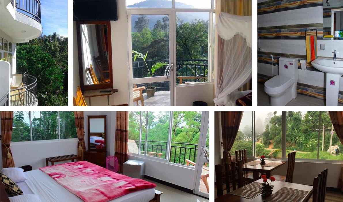 Хапутале - гостиницы
