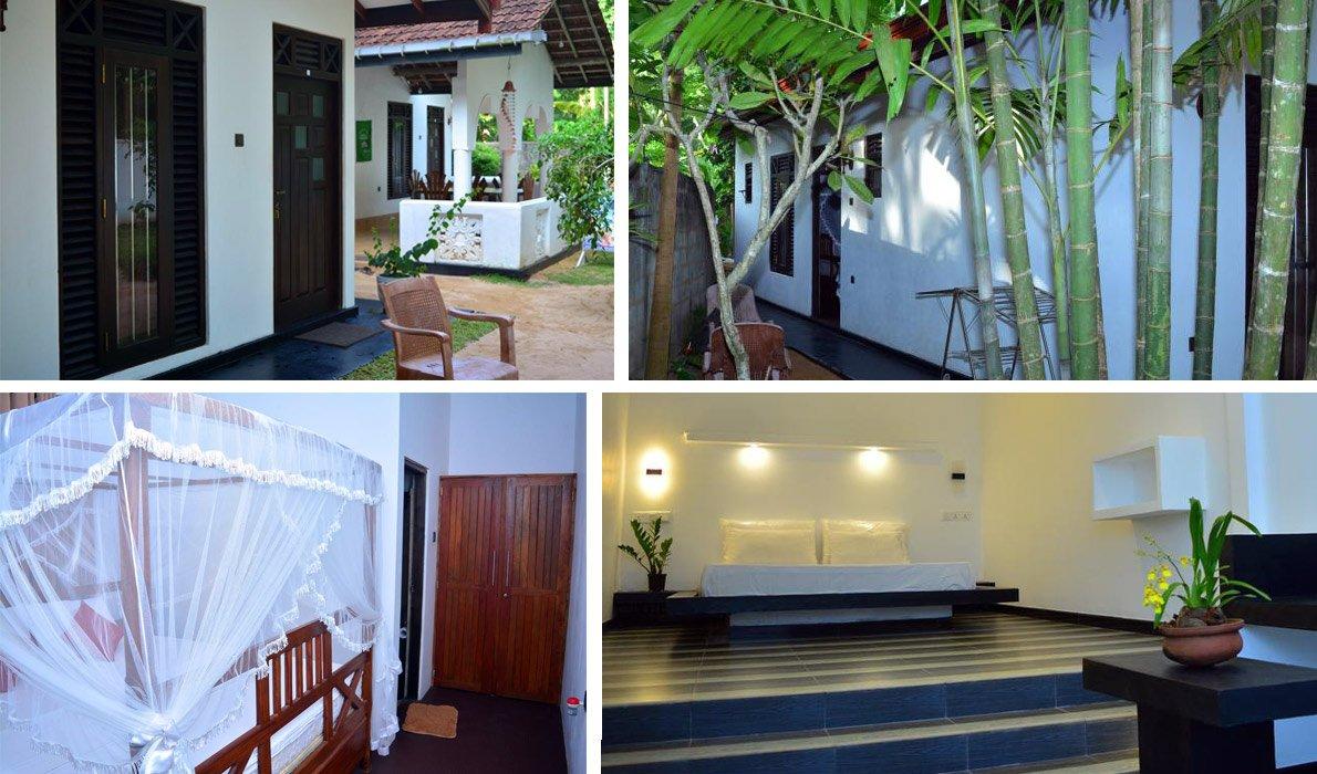 Мидингама - гостиницы