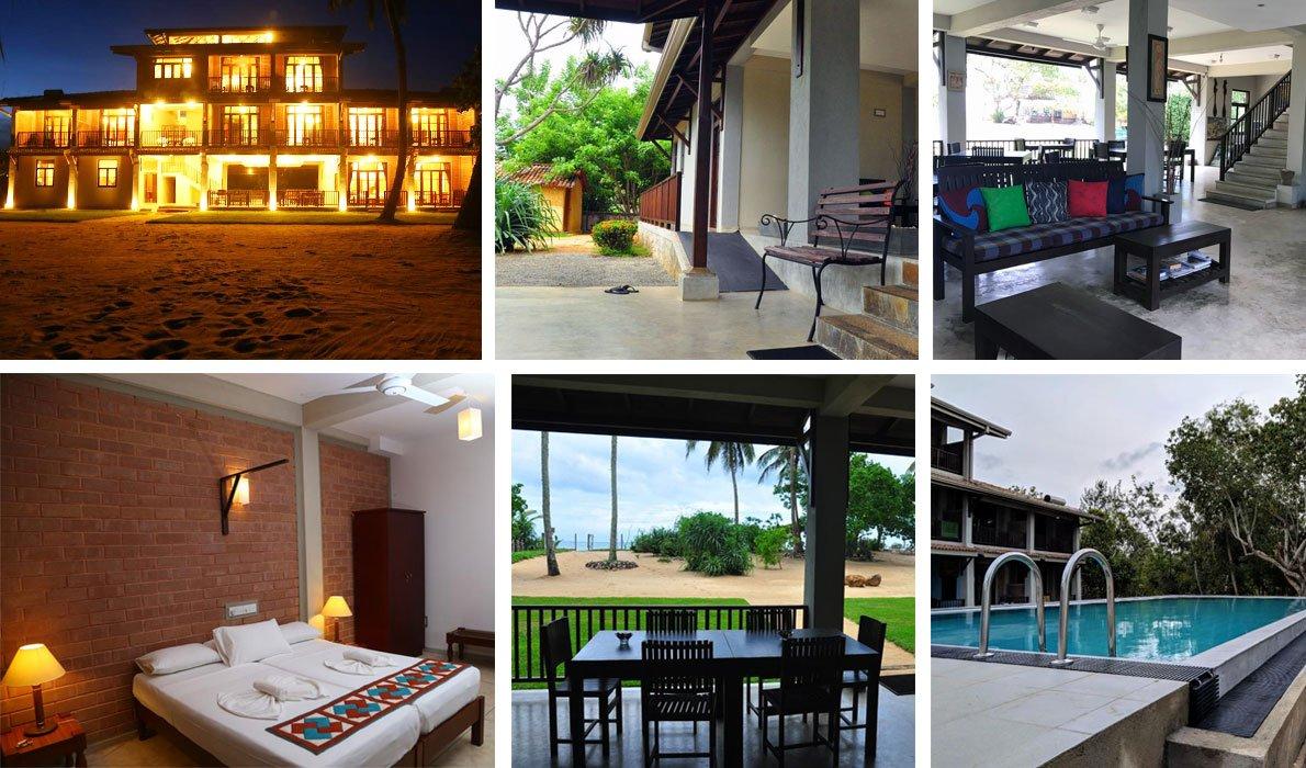 Тангалле - гостиницы