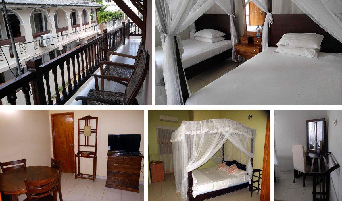 Галле - гостиницы