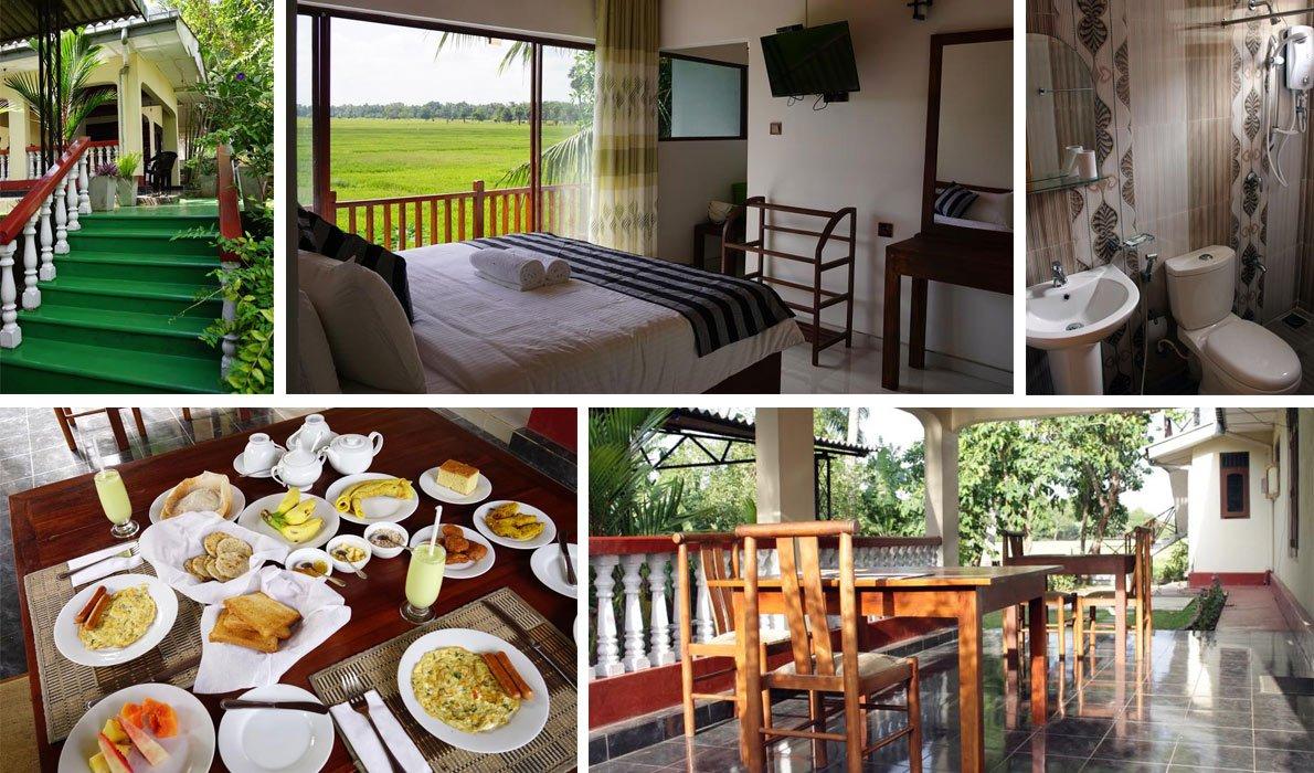 Анурадхапура - гостиницы