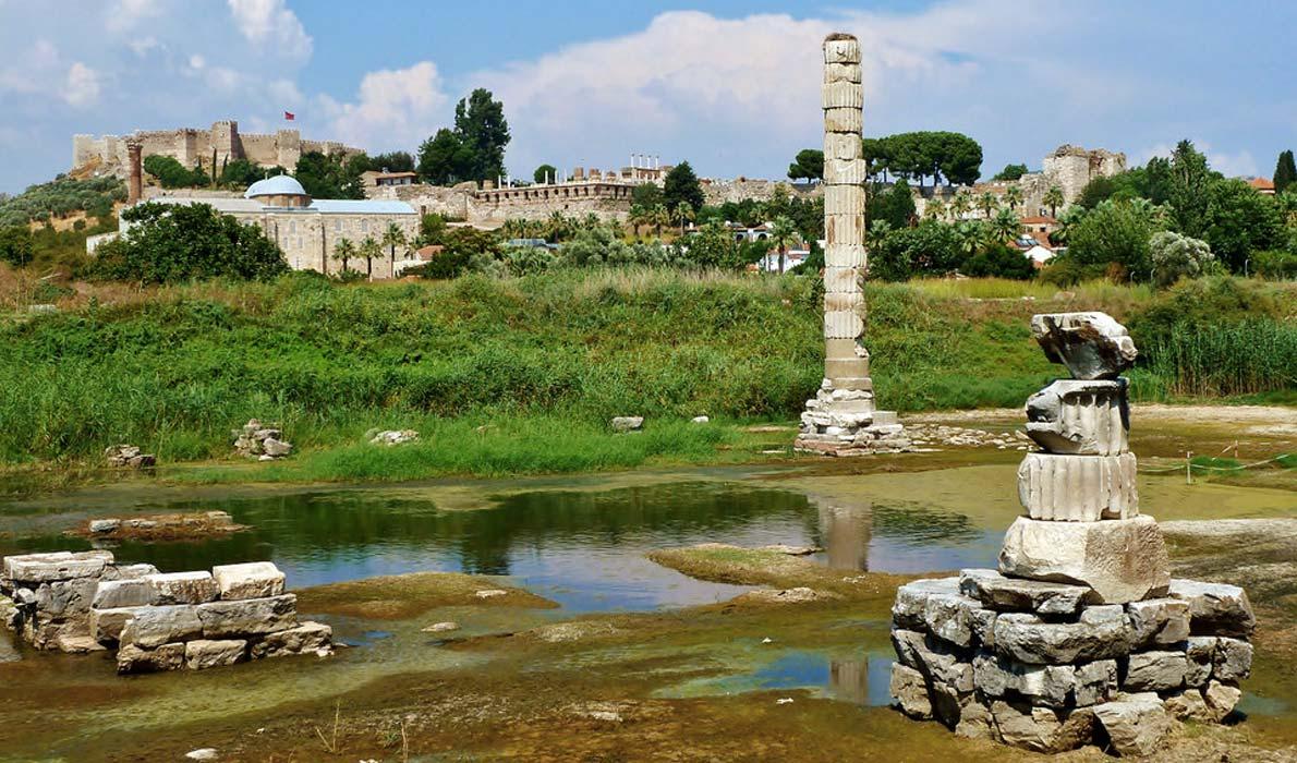 Эфес - блоги о путешествиях