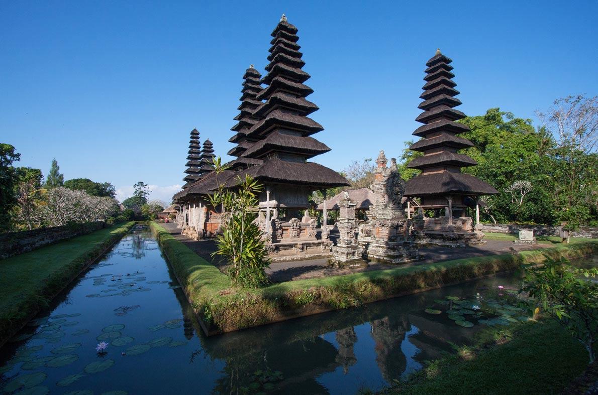Храмы острова Бали