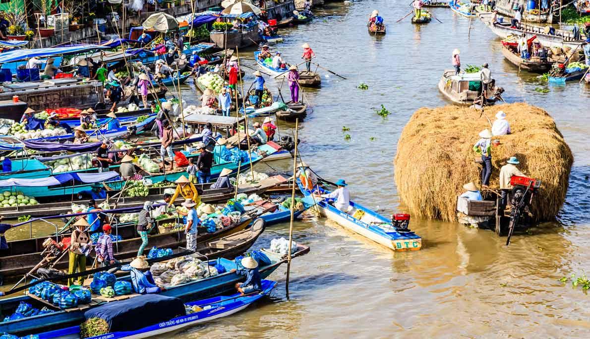 Вьетнам куда поехать весной