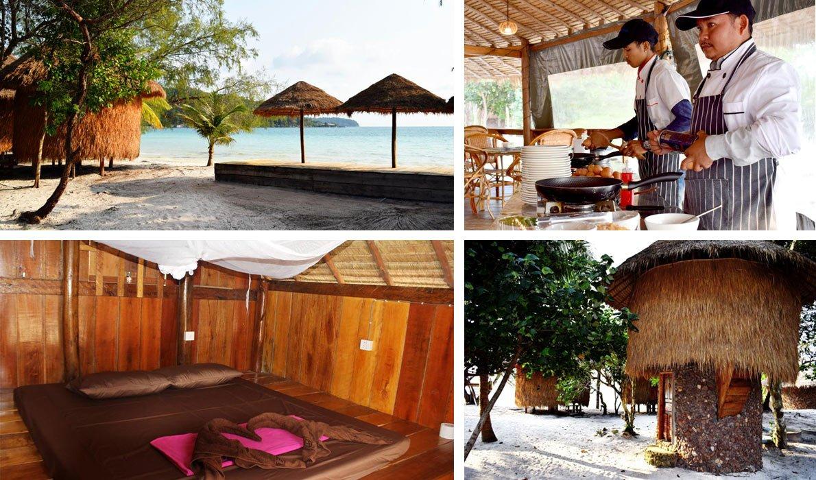 Острова Сиануквиля - гостиницы