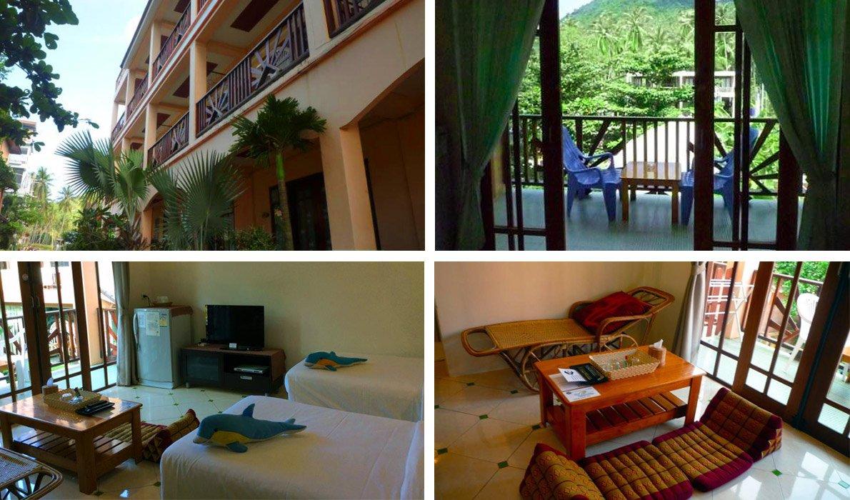 гостиницы Ко Тао