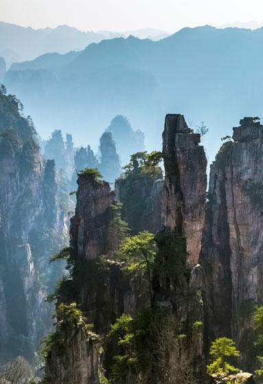 10 мест в Азии где можно увидеть карстовые пейзажи