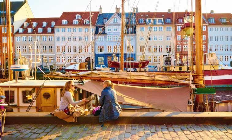 Копенгаген - самостоятельно