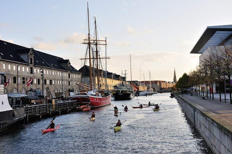 Копенгаген - самостоятельное путешествие