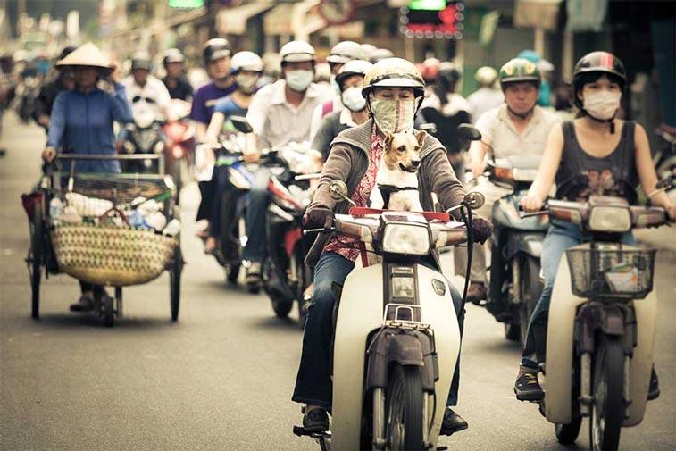 Хошимин , Вьетнам