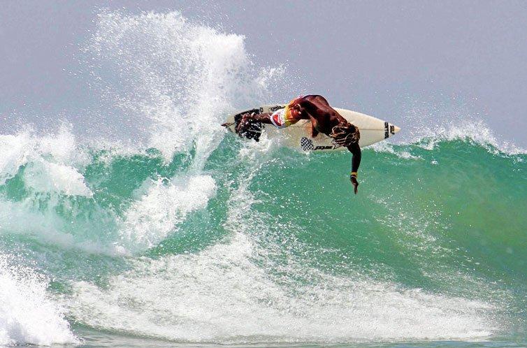 Аругам Бей, Шри Ланка