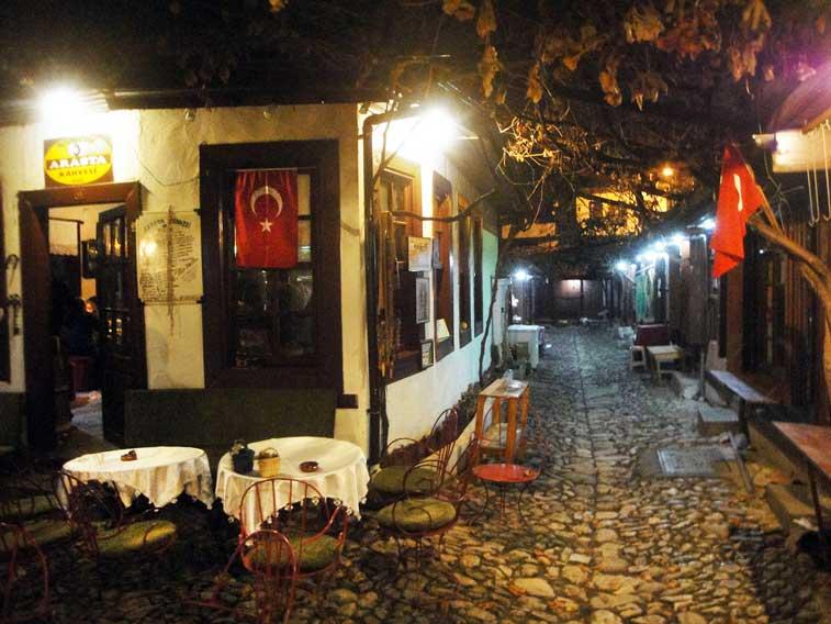Городок Сафранболу, Турция.