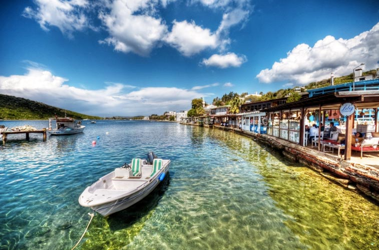 Гумуслук, Бодрум, Турция