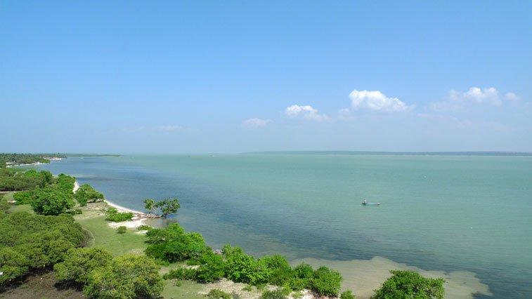 Пляжи Шри Ланки