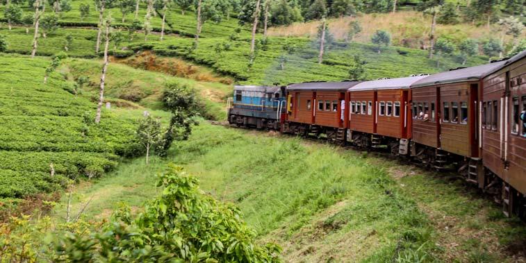Медленный поезд высокогорья. Фото (photo credit): Natalie Belikova, FiveStepsPhotoblog
