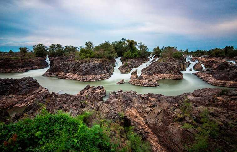 Сифандон, Четыре тысячи островов