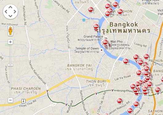 Бангкок - гостиницы