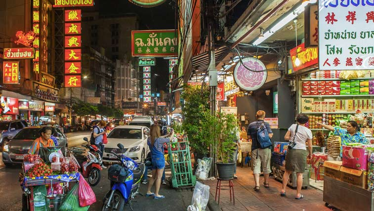 Бангкок - самостоятельное путешествие