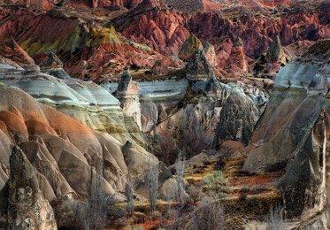 Долины Каппадокии