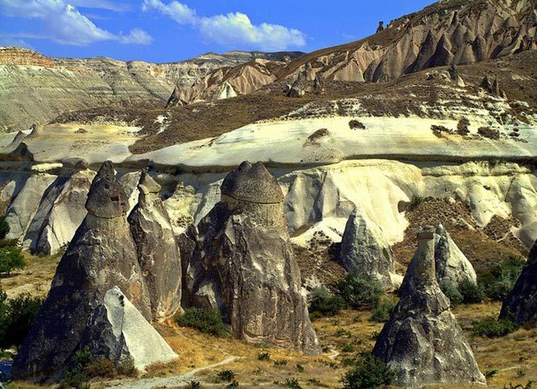 Долины Каппадокии - самостоятельное путешествие