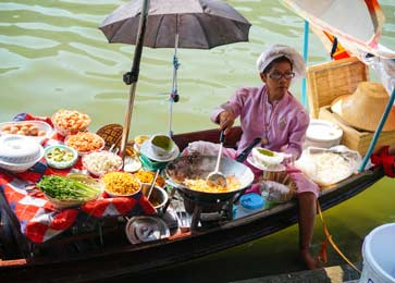 Бангкок и центр Таиланда