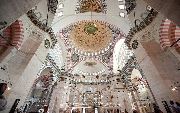 Достопримечательности Стамбула - самостоятельное путешествие