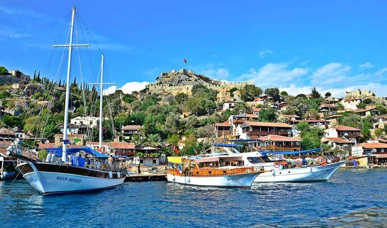Калекой, Турция