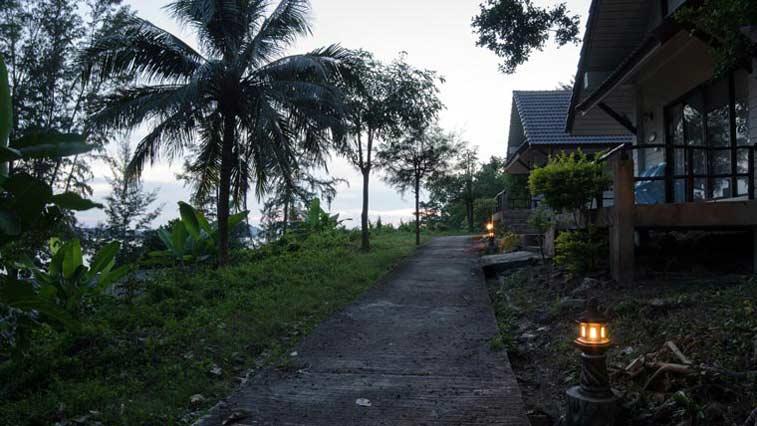 Бунгало на Ко Аданг. Таиланд. Photo credit: Andrei Doubrovski, Flickr