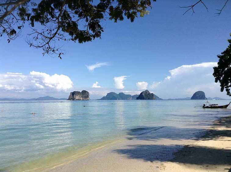 Ко Нгай - самостоятельное путешествие