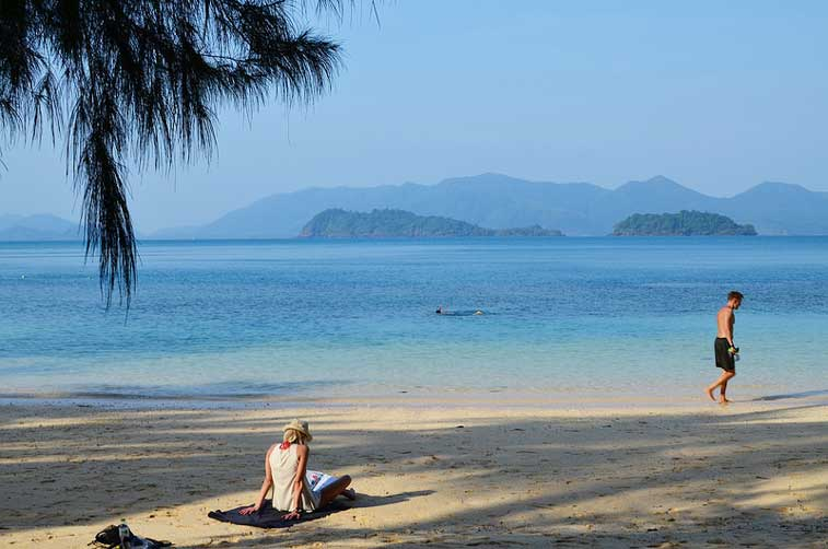 Пляж Ко Вай, Таиланд. Photo credit: Stuart McDonald, Flickr