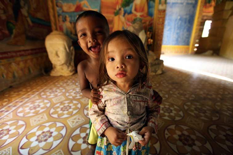 Ангкор и Северо-запад Камбоджи