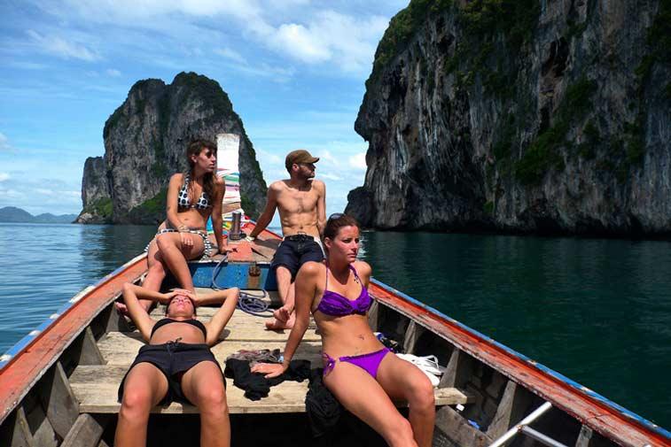 Лаолианг - самостоятельное путешествие