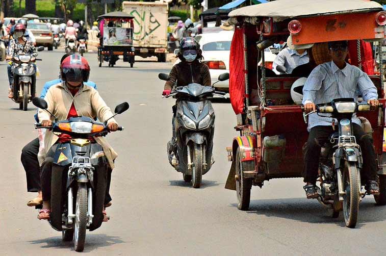 Пномпень - самостоятельное путешествие