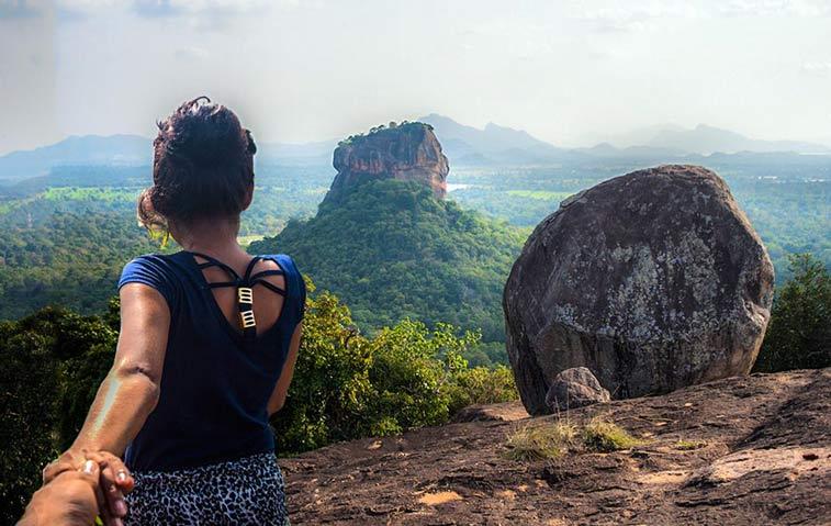Сигирия (Шри Ланка). Photo credit: dilankabandara, Flickr