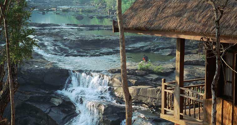 Тадло, Юг Лаоса