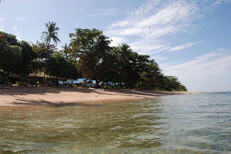 Острова Транг - самостоятельно