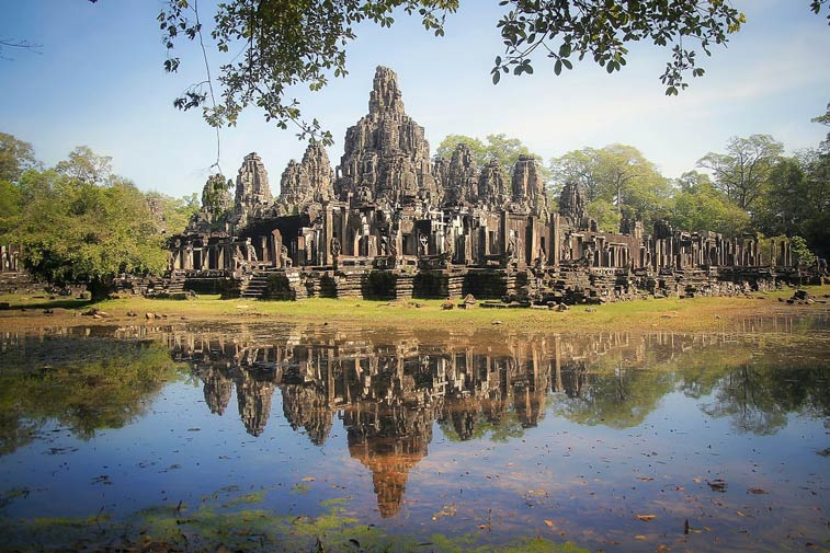 Ангкор и Северо-запад Камбоджи - самостоятельно