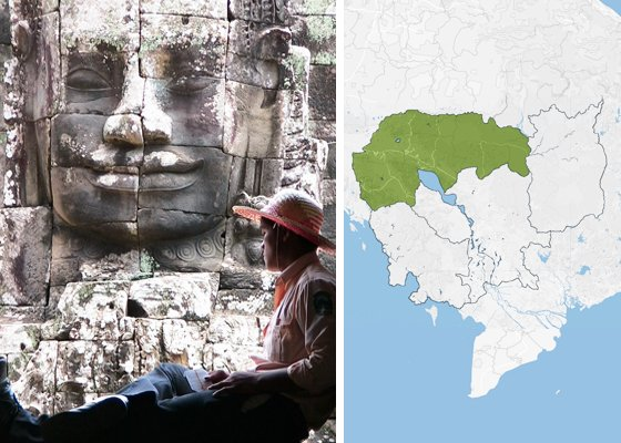 Регионы Камбоджи
