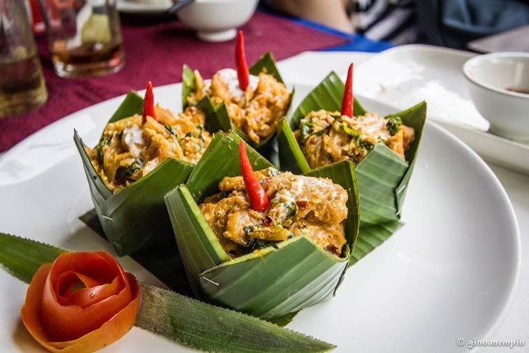 Еда в Камбодже