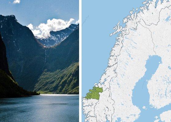 Северо-западные фьорды