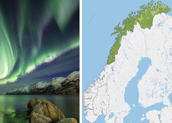 Север Норвегии