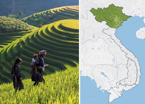 Регионы Вьетнама