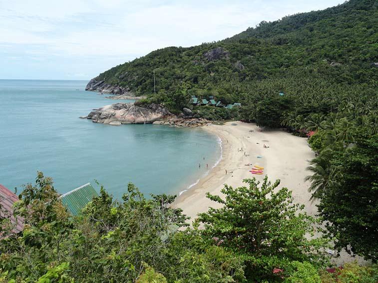 Юг Таиланда: Сиамский залив