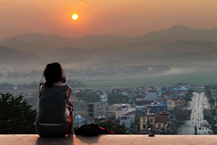Дьенбьенфу, Северный Вьетнам