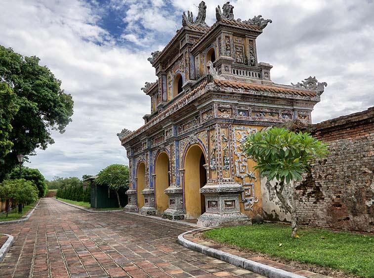 Хюэ, Центральное побережье Вьетнама