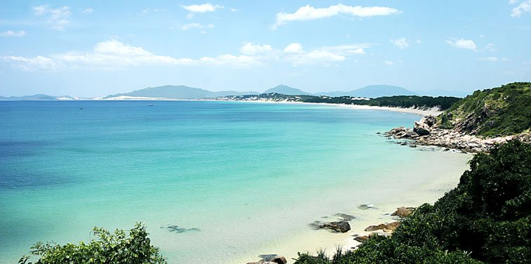 Центральное побережье Вьетнама