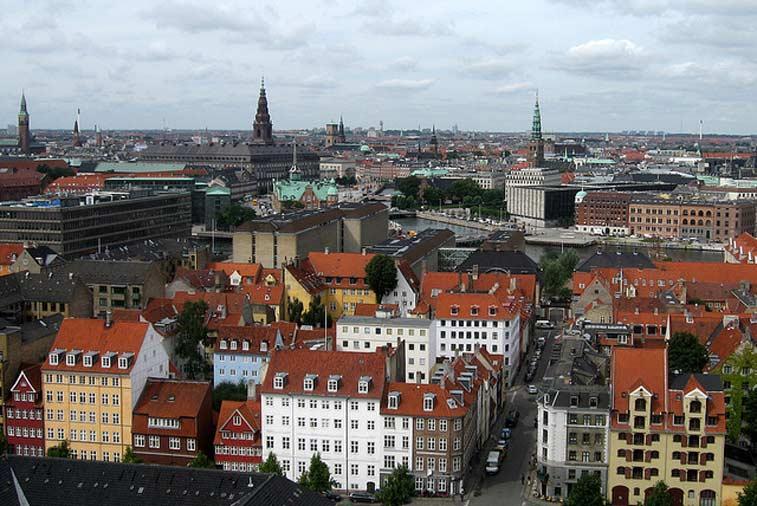 Достопримечательности Копенгаген