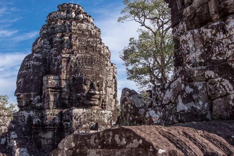 Ангкор, храмы Ангкора