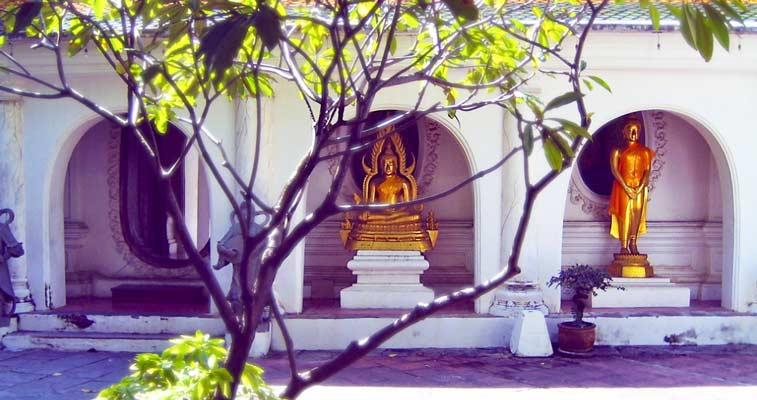 Накхонпатхом, Центральный Таиланд