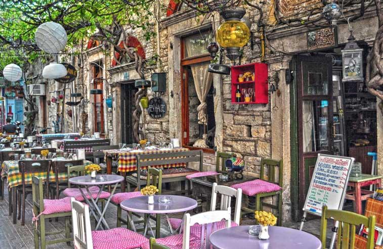 Фоча, Турция